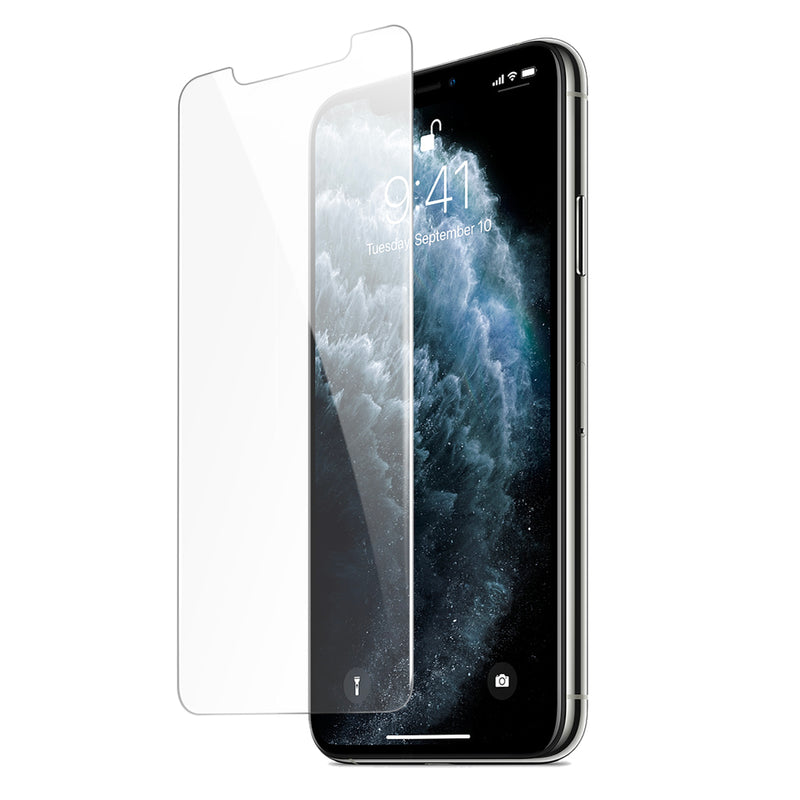 iPhone XS Max Tempered Glass Screen Protector Tough on Double Strong