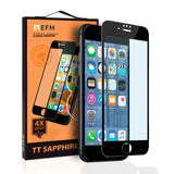 iPhone 8 Plus & 7 Plus EFM TT Sapphire Tempered Glass Screen Protector