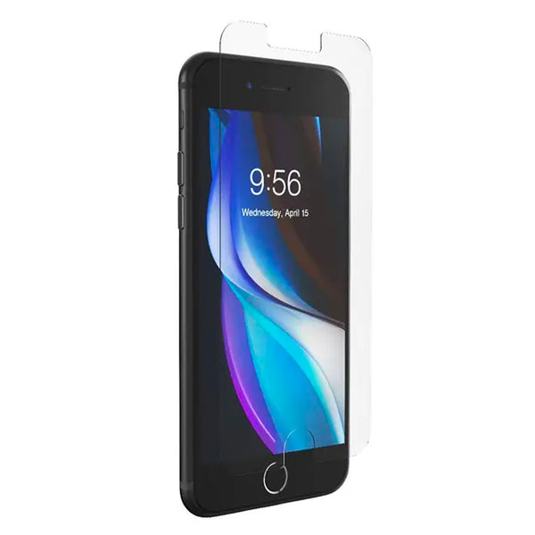 ZAGG Invisible Shield iPhone 8 & 7 Glass+ VisionGuard Screen Protector