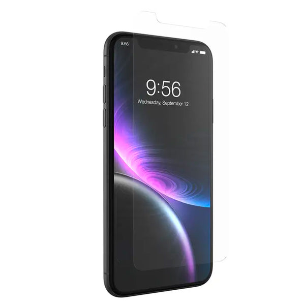 ZAGG Invisible Shield iPhone XR Glass+ Screen Protector
