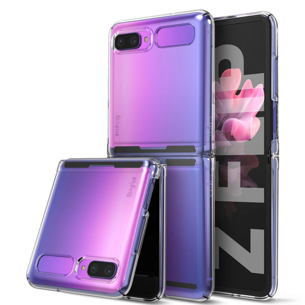 Ringke Samsung Galaxy Z Flip Case Slim Clear