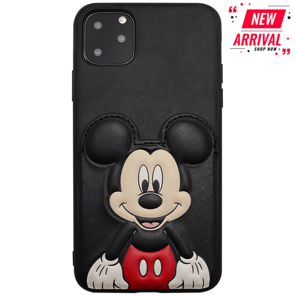 Disney Mickey Mouse Back Slot Case