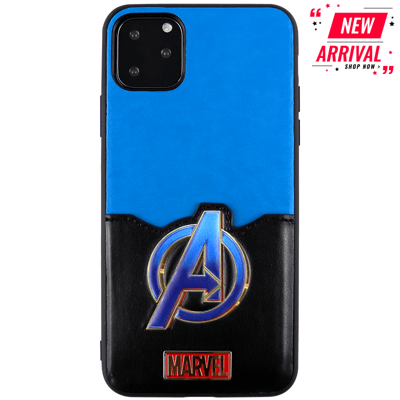 Marvel Avengers Phone Back Slot Case