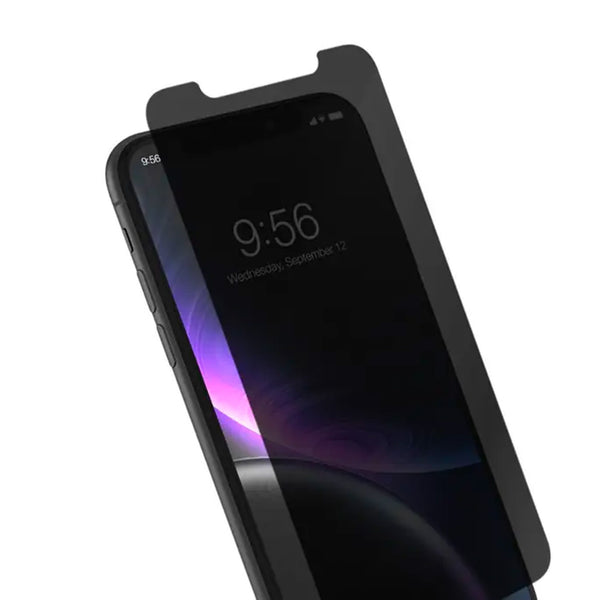 ZAGG Invisible Shield iPhone XR Glass+ Privacy Screen Protector