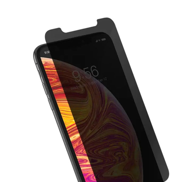 ZAGG Invisible Shield iPhone Xs Max Glass+ Privacy Screen Protector