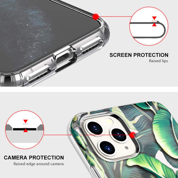 iPhone 11 Pro Case Tough On IMD Banana Leaves