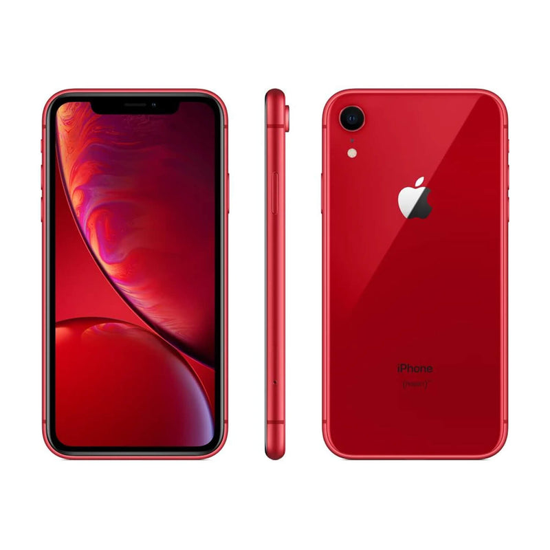 Pre-Owned A Grade iPhone XR Unlocked 64GB Red - 6 Month Warranty