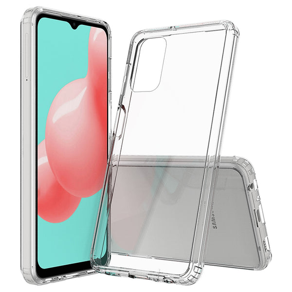 Tough On Samsung Galaxy A32 5G Case Tough Essential Clear