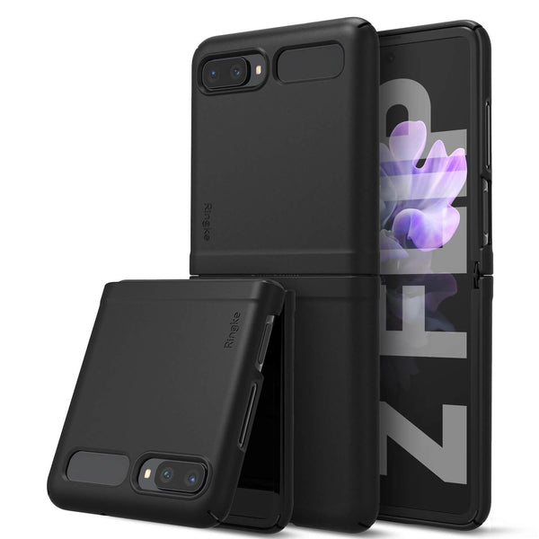 Ringke Samsung Galaxy Z Flip Case Slim Black