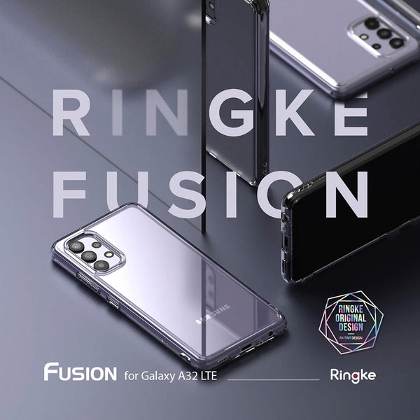 Ringke Samsung Galaxy A32 4G Case Fusion Matte Clear