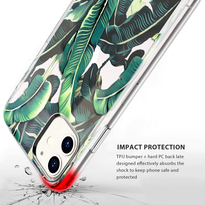iPhone 11 Case Tough On IMD Banana Leaves