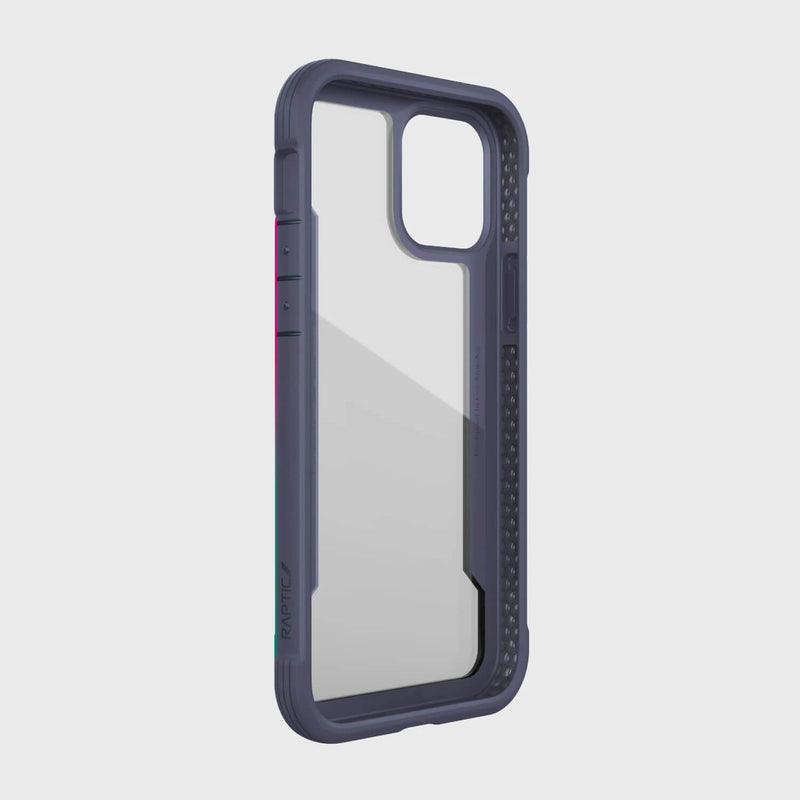 iPhone 12 Pro Max Case X-doria Raptic Shield Teal Gradient