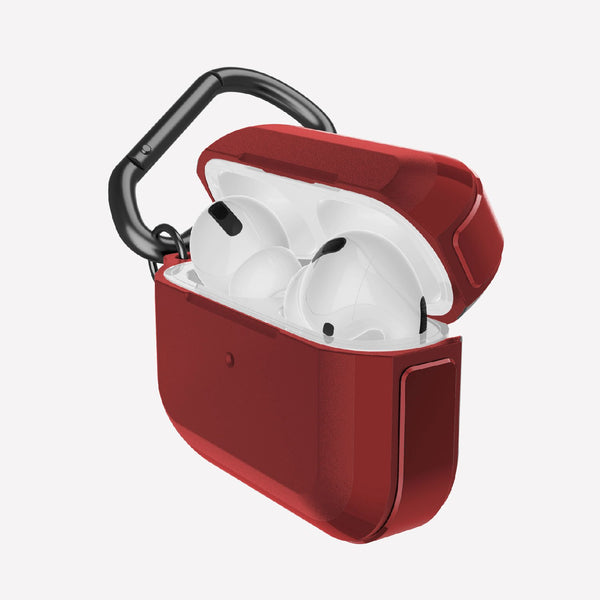 Raptic for Apple AirPods Pro Case Trek Red