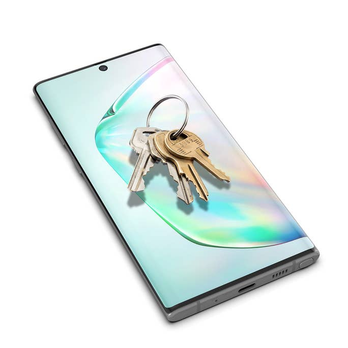 Galaxy Note 10 Screen Protector Zagg Invisible Shield ULTRA CLEAR for Samsung
