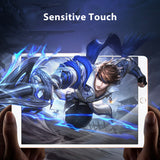 New iPad 9.7 inch (2018 & 2017 Model) Tempered Glass Screen Protector Tough on Anti Blue Light