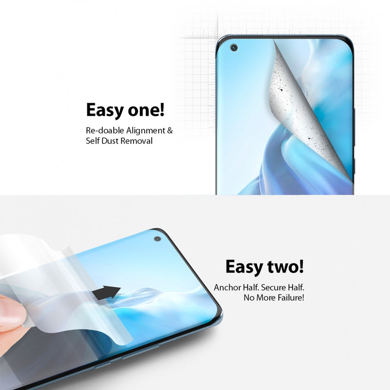 Ringke Xiaomi Mi 11 Screen Protector Dual Easy Film 2 Pack