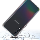 Samsung Galaxy A70 Case Tough On Slim Hybrid Clear