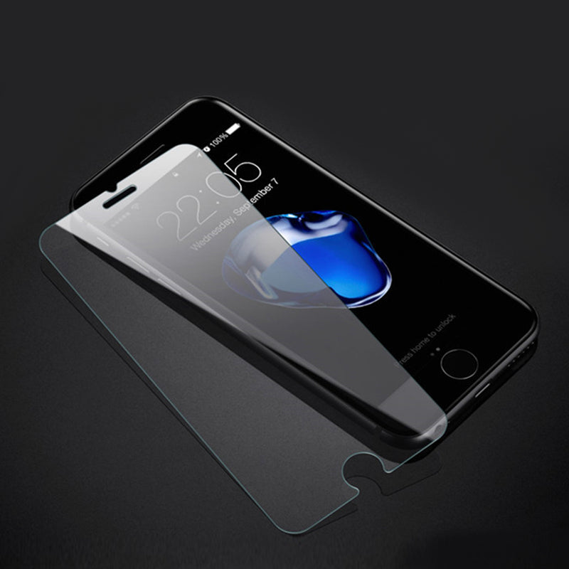 iPhone SE 2020 Tempered Glass Screen Protector Tough on Double Strong