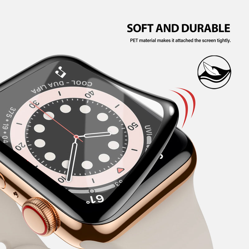 Tough On Apple Watch SE 44mm Screen Protector HD Clear