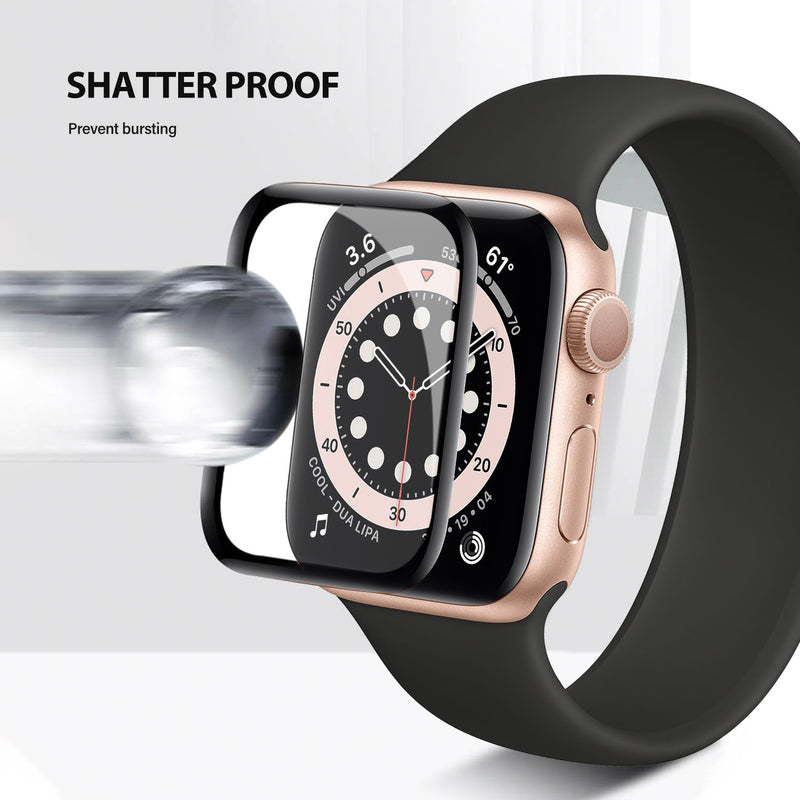 Tough On Apple Watch Series 6 40mm Screen Protector HD Clear