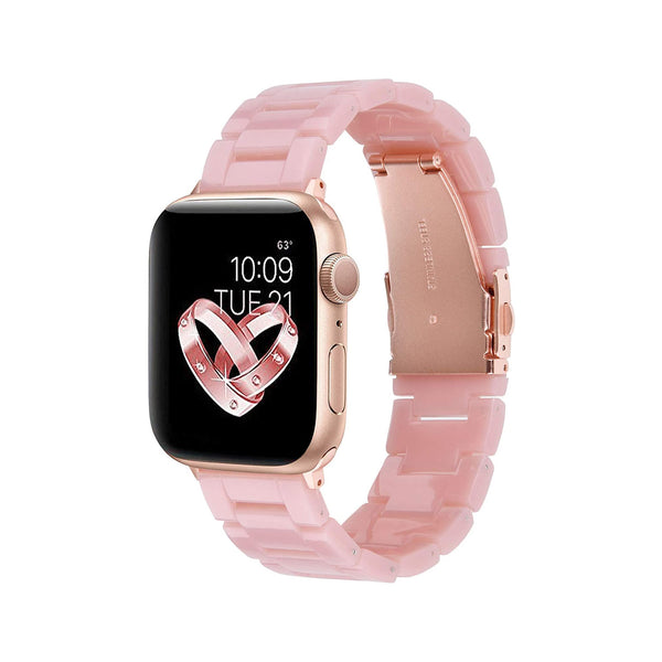 Tough On Apple Watch Band Resin 38mm & 40mm Pink