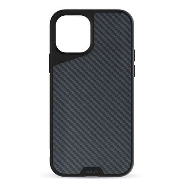 Mous iPhone 12 Pro Max Case Aramax Limitless 3.0 Carbon Fibre