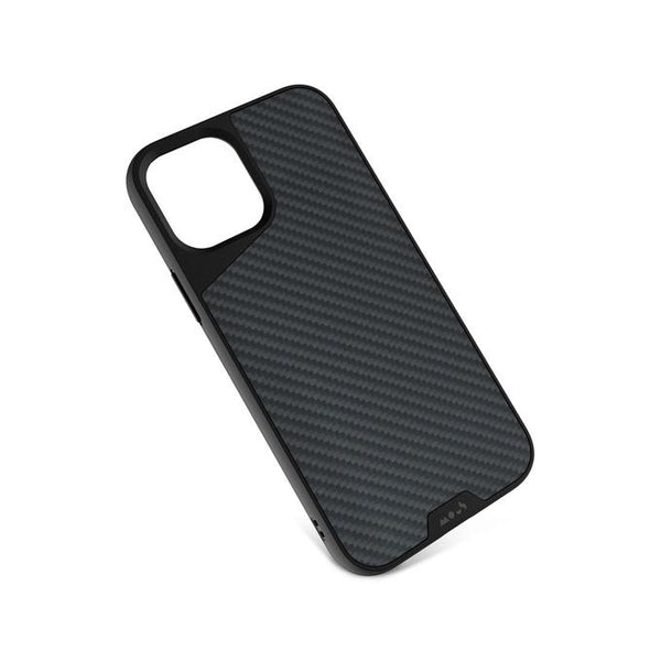 Mous iPhone 12 Case Aramax Limitless 3.0 Carbon Fibre
