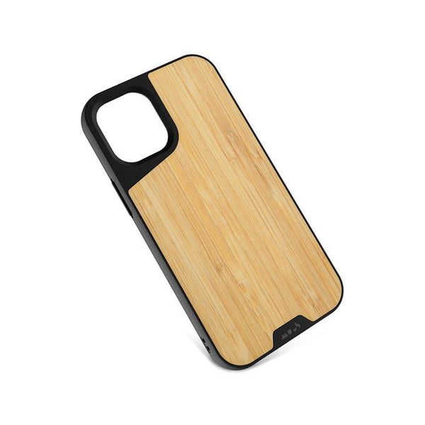 Mous iPhone 12 Pro Max Case Aramax Limitless 3.0 Bamboo