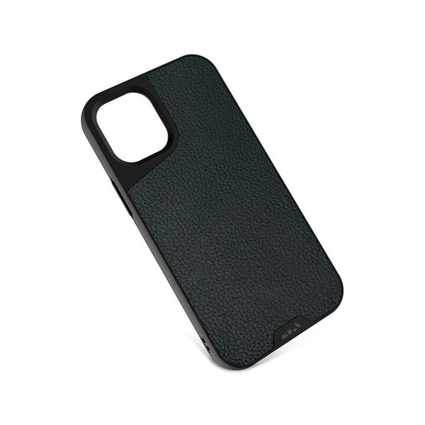 Mous iPhone 12 Pro Max Case Aramax Limitless 3.0 Black Leather