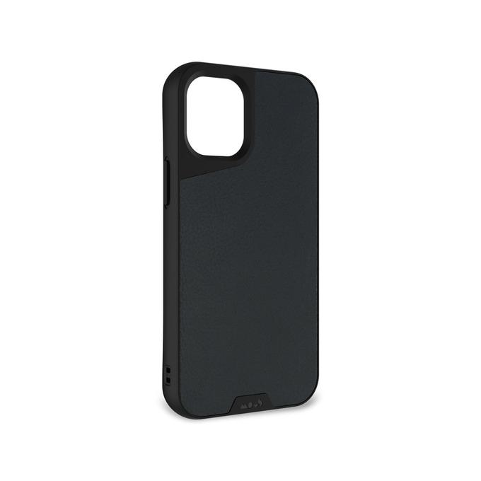 iPhone 12 Pro Max Case Mous Aramax Limitless 3.0 Black Leather