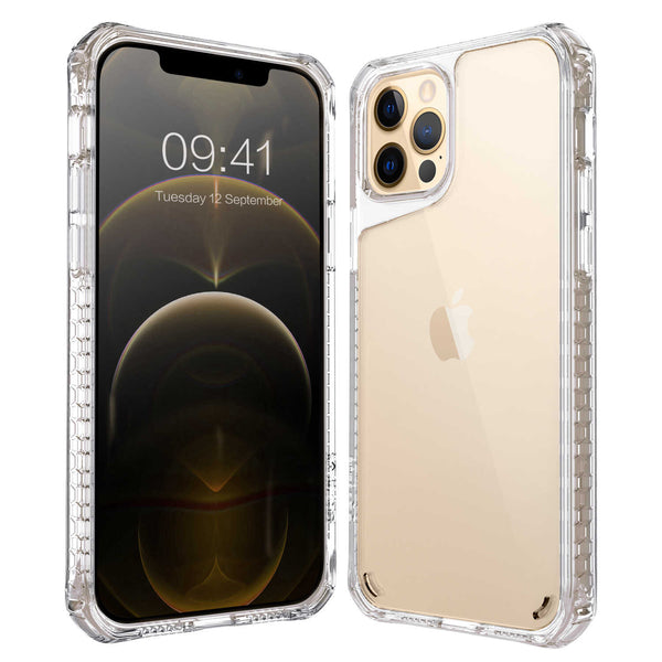 iPhone 12 / iPhone 12 Pro Case Tough On Tough Air Clear