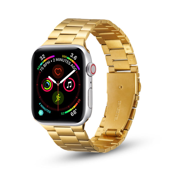 Apple Watch Band Slim Metal 42mm & 44mm Gold