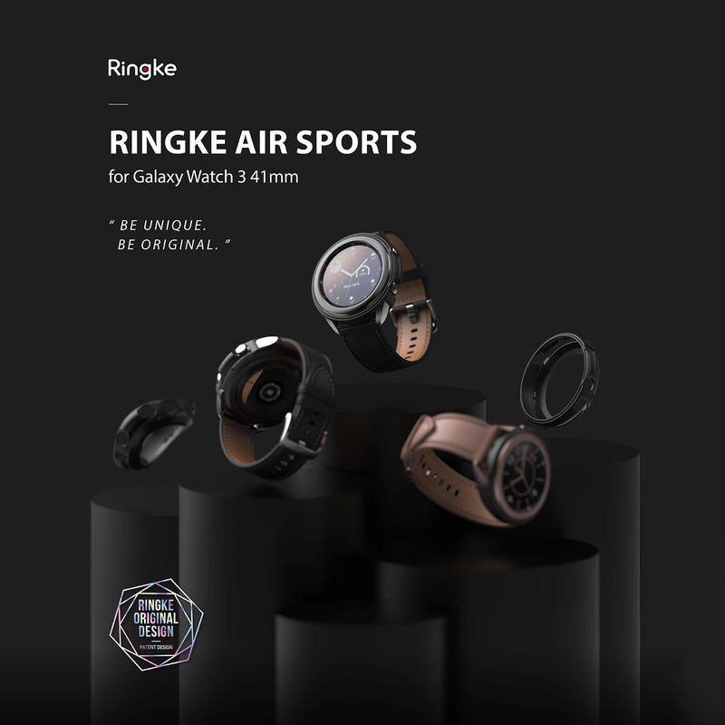 Ringke Galaxy Watch 3 41mm Case Air Sports Matte Clear