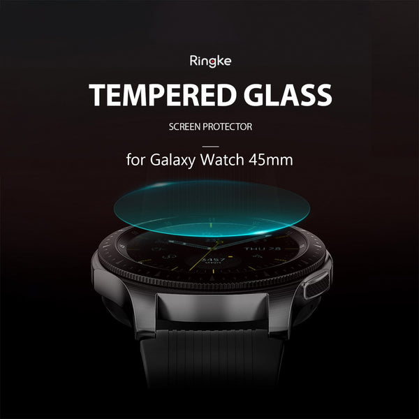Ringke Galaxy Watch 3 45mm Screen Protector Tempered Glass