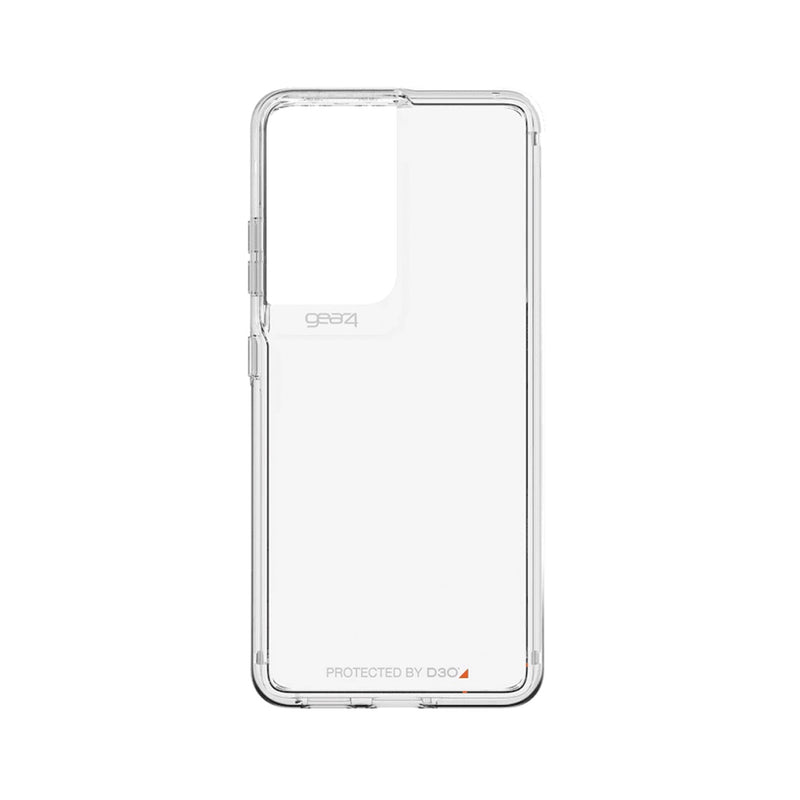 Gear4 Samsung Galaxy S21 Ultra 5G Case D3O Crystal Palace Clear