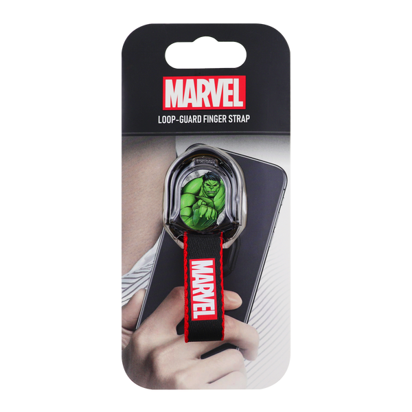 Marvel Hulk Loop Guard Finger Strap