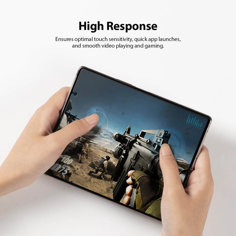 Ringke Samsung Galaxy Z Fold 2 Screen Protector Invisible Defender