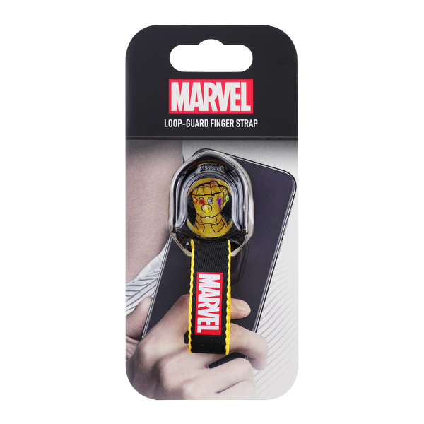 Marvel Infinity Gauntlet Loop Guard Finger Strap