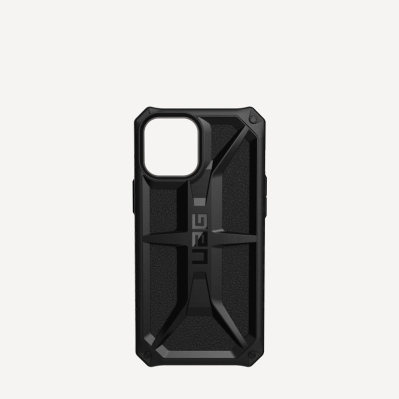 UAG iPhone 12 mini Case Monarch Black