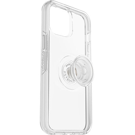 iPhone 12 / iPhone 12 Pro Case OtterBox Otter + Pop Symmetry Clear Pop