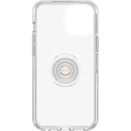 iPhone 12 Pro Max Case OtterBox Otter + Pop Symmetry Clear Pop
