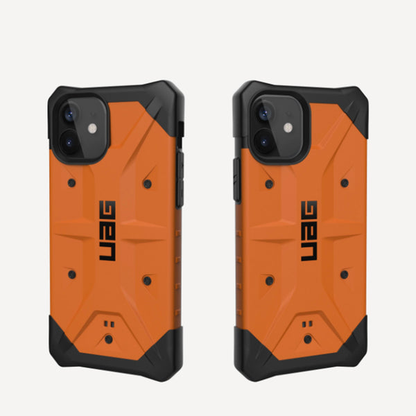 UAG iPhone 12 Pro Max Case Pathfinder Orange