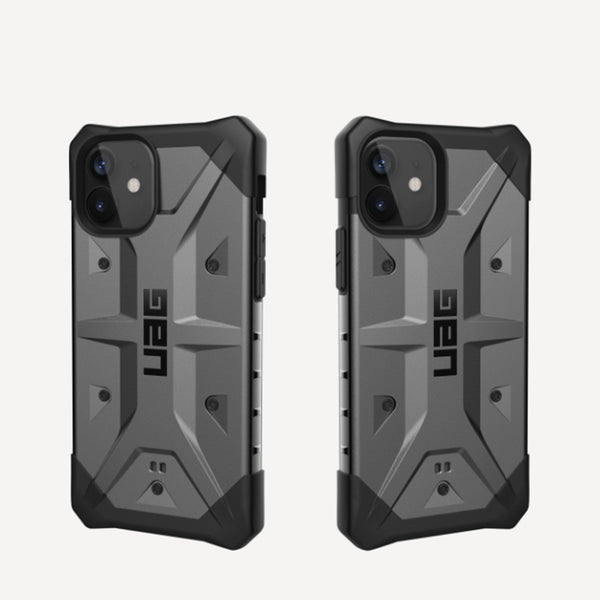 UAG iPhone 12 Pro Max Case Pathfinder Silver