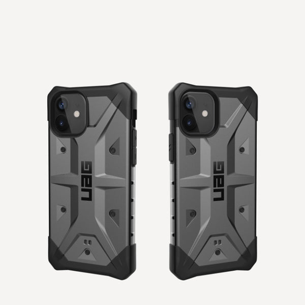 UAG iPhone 12 mini Case Pathfinder Silver