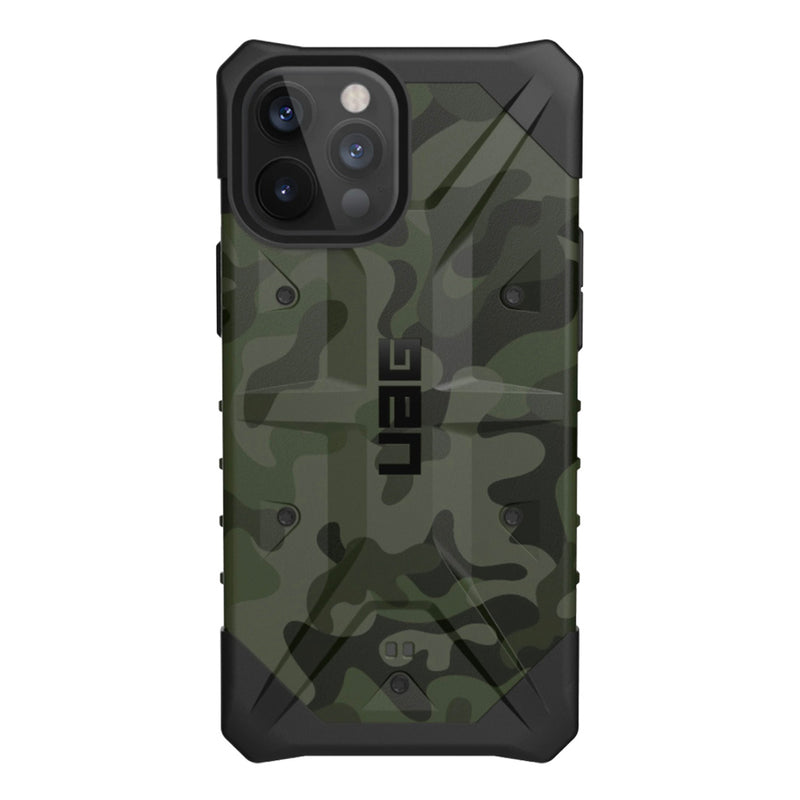iPhone 12 / iPhone 12 Pro Case UAG Pathfinder Traditional Camo