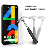 Tough On Google Pixel 4a 5G Tempered Glass Screen Protector