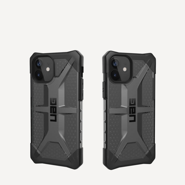 UAG iPhone 12 mini Case Plasma Ash