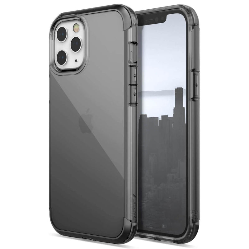 X-doria iPhone 12 Pro Max Case Raptic Air Black