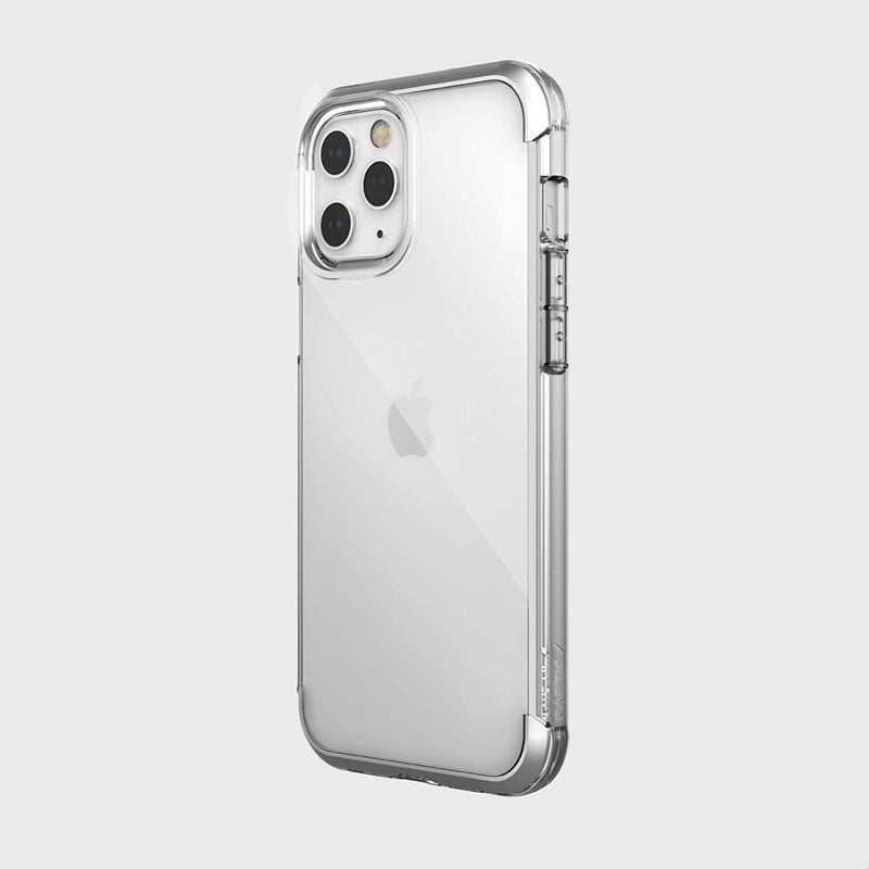 X-doria iPhone 12 Pro Max Case Raptic Air Clear