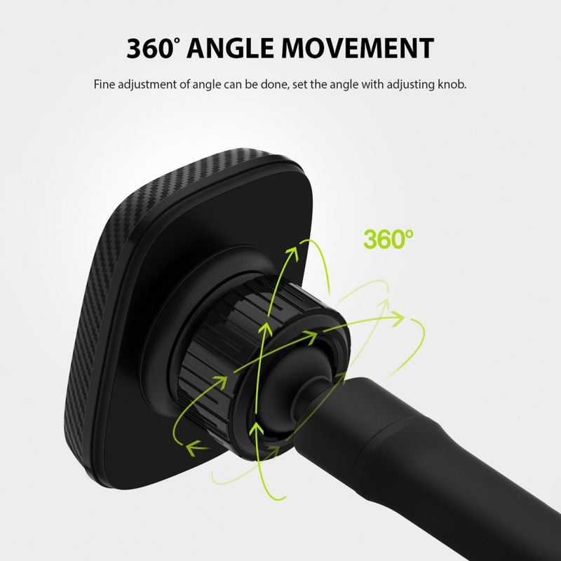 Ringke Dashboard Magnetic Car Mount Square Style